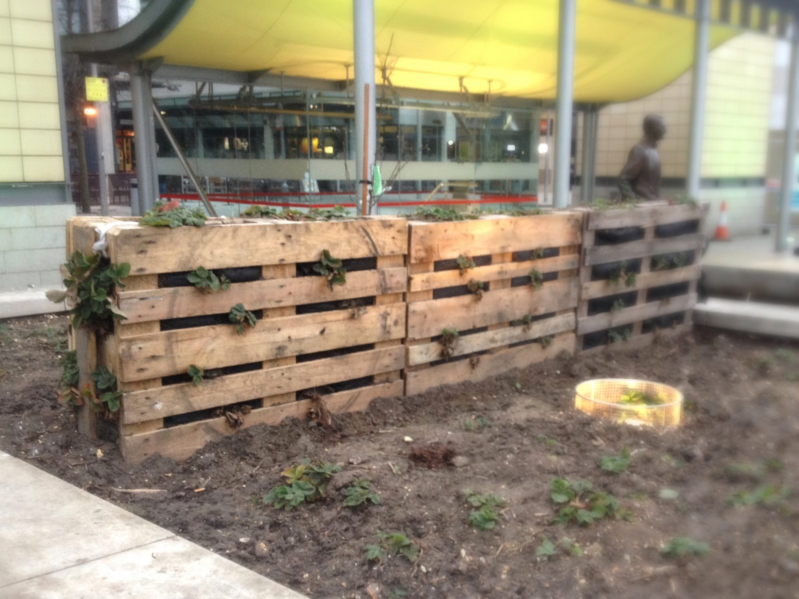 Easy pallet ideas for Cool ideas for wooden pallets