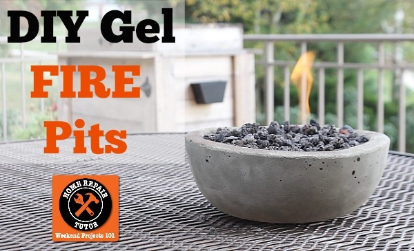 Diy Gel Firepit Plans