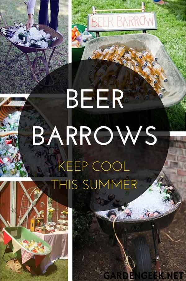 BEER-BARROW