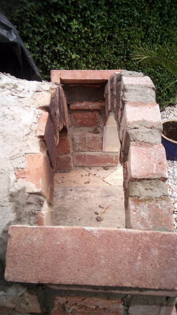 pizza oven outer arch 3