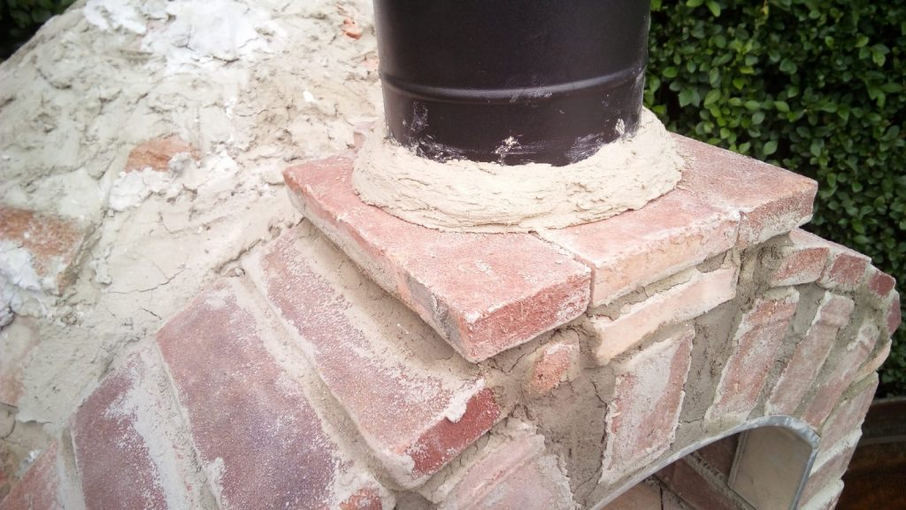pizza oven outer arch 6