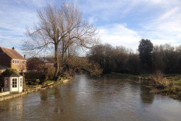 Chartham River