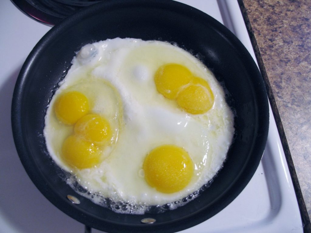 1-2-3- Combo Eggs