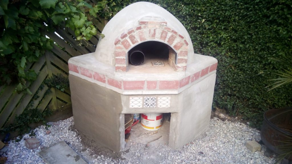 rendered oven