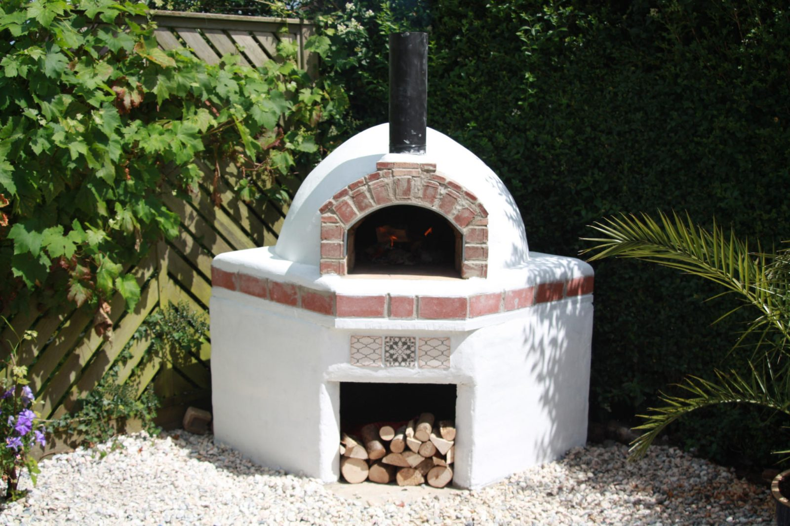 Pizza Oven Build Part 9 Finishing The Build